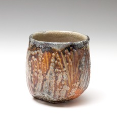 Lisa Hammond - Height (cm) 9 Width (cm) 8 Stoneware Clay ,Gas Firing - £125